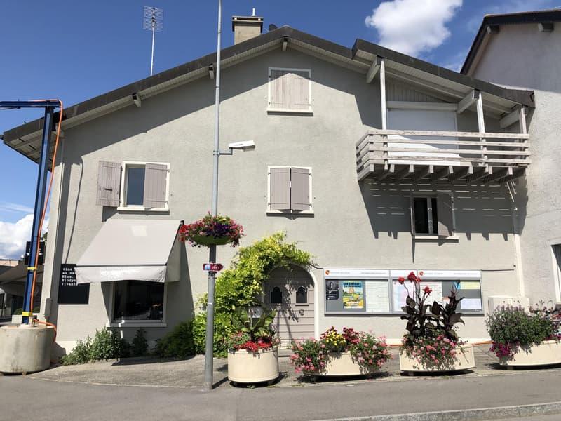 Vieux Vésenaz - 4 pièces rénové dans maison de village