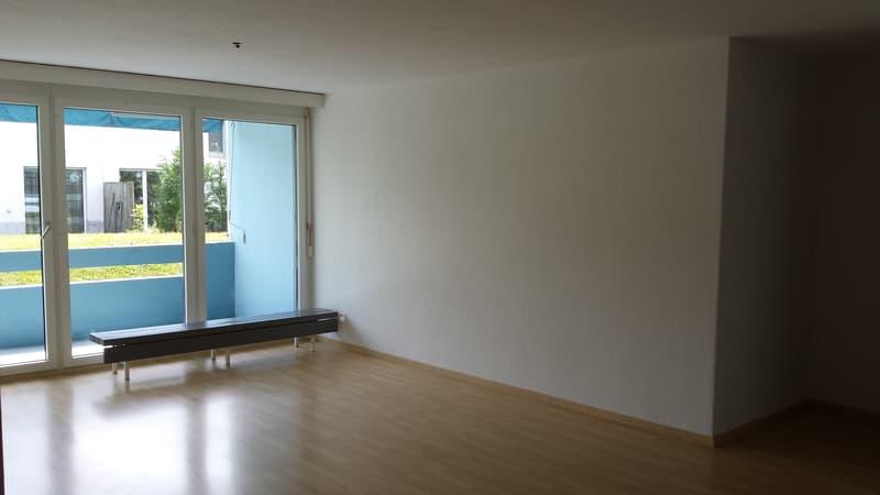 5.5-Zimmerwohnung mit Seesicht in der steuergünstigen Gemeinde Freienbach