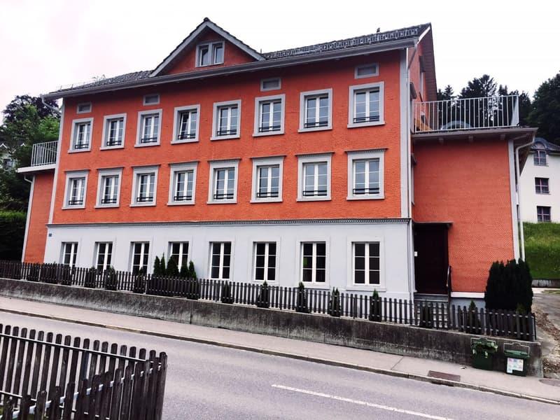 Gemütliche 3.5-Zimmer-Wohnung mit Terrasse