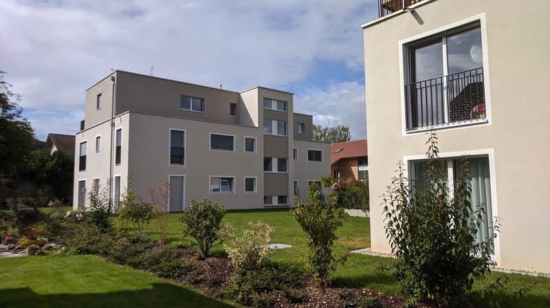 Komfortable 2.5 Zi-Wohnung im Erdgeschoss