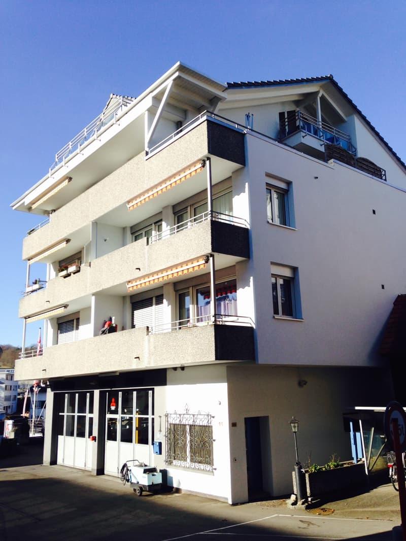 Sonnige Maisonettewohnung im steuergüntigen Freienbach zu vermieten (1)