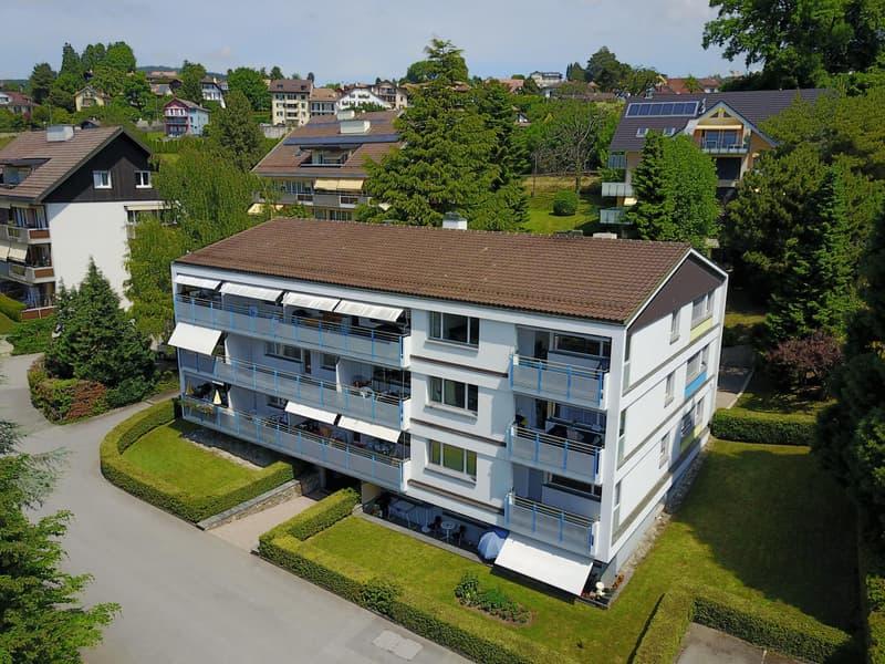 Joli appartement dans la charmante commune de St-Légier