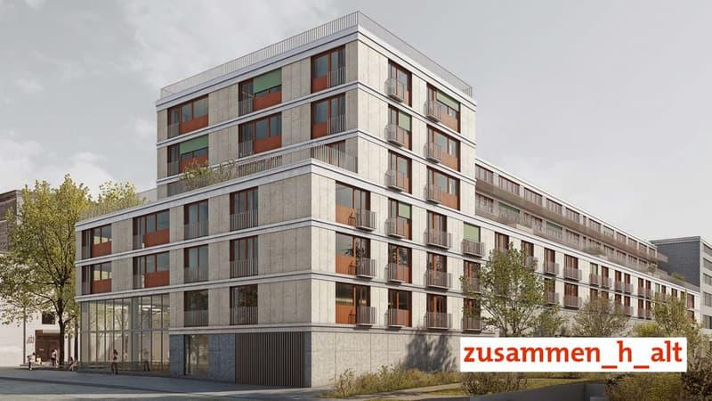 Wohnungen in Winterthur für Menschen in der 2. Lebenshälfte