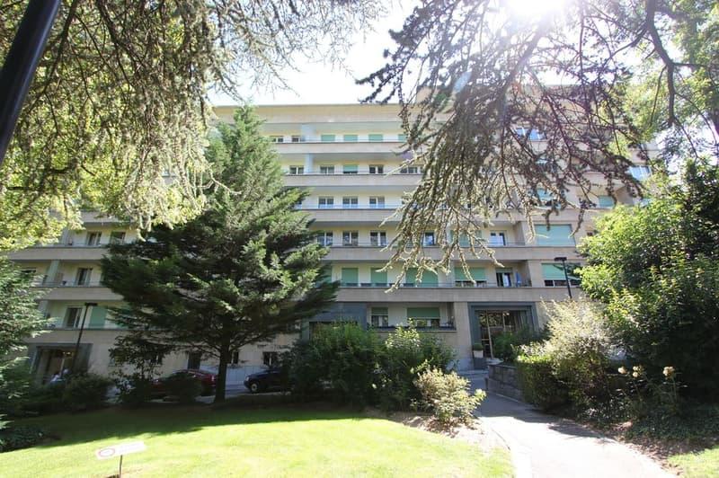 Appartement de 5.5 pièces traversant  Résidence Parc Château-Banquet