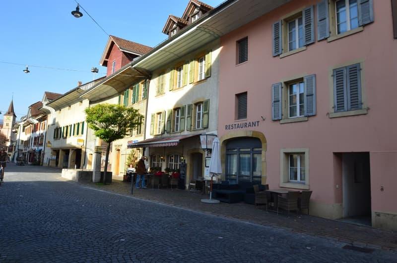 Restaurant in Erlach an zentraler Lage