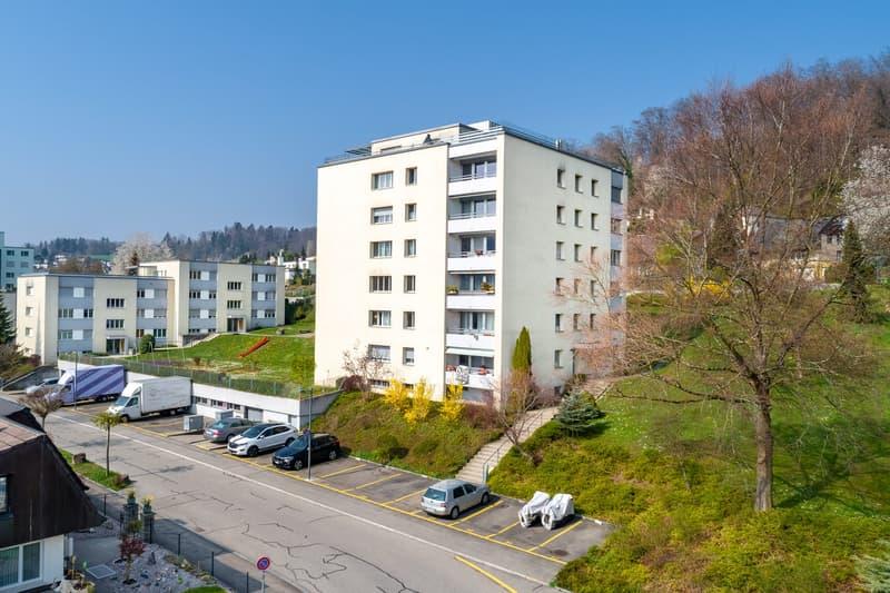 Einstell- und Abstellplätze in Rudolfstetten zu vermieten (1)