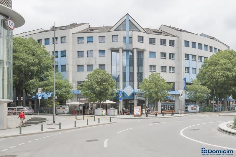 Bureau de 159 m² au centre ville de Sion