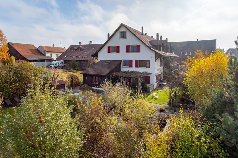Wohnen und Vermieten unter einem Dach - oder doch ein Generationenhaus?