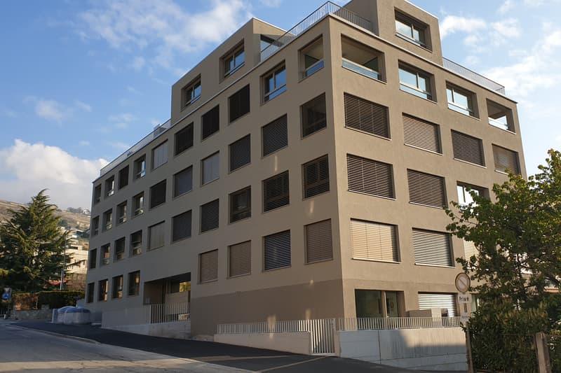 Sion, Studio près du centre-ville
