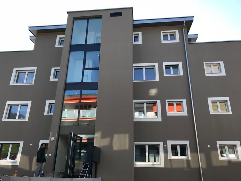 Moderner 3.5-Zimmer-Wohnung in Kerns