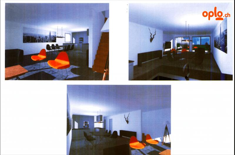 À VENDRE - Villa individuelle dans quartier résidentiel - Aigle