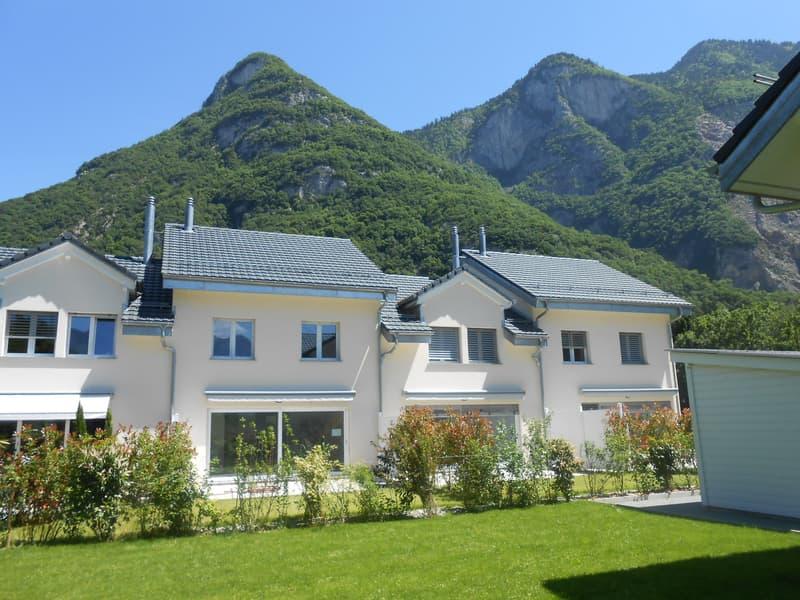 Magnifique villa mitoyenne de 5.5 p