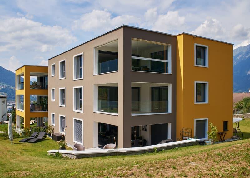 Wohnen in den Reben - Erstbezug moderner 4.5 Zimmerwohnung