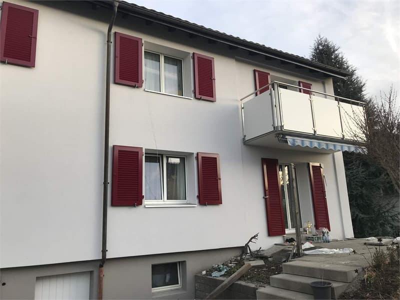 5.5 Zimmer Doppeleinfamilienhaus Hausteil