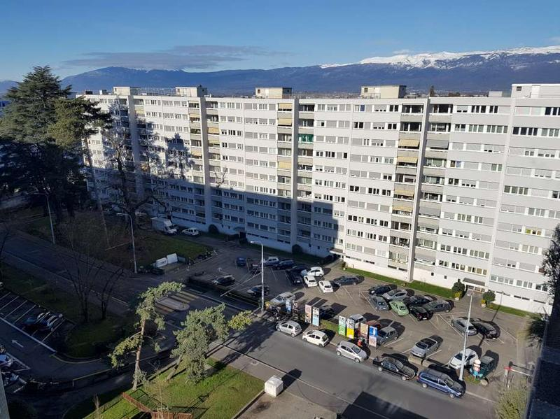 Logement avec vue dégagée sur le Jura