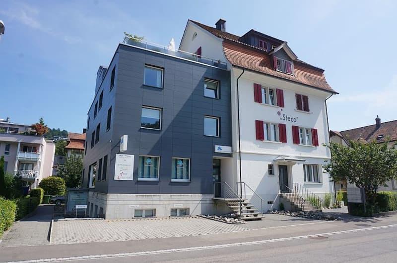 Büro-/Praxisräumlichkeiten (13 m² bis 31 m²) im Zentrum von Wattwil
