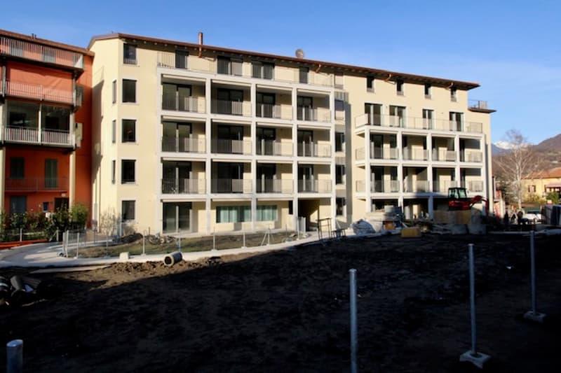 Nuovo splendido appartamento nel cuore di Giubiasco