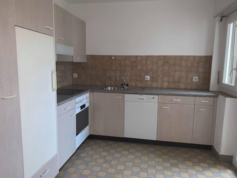 Immeuble Terreaux D, spacieux appartement 4.5 pièces