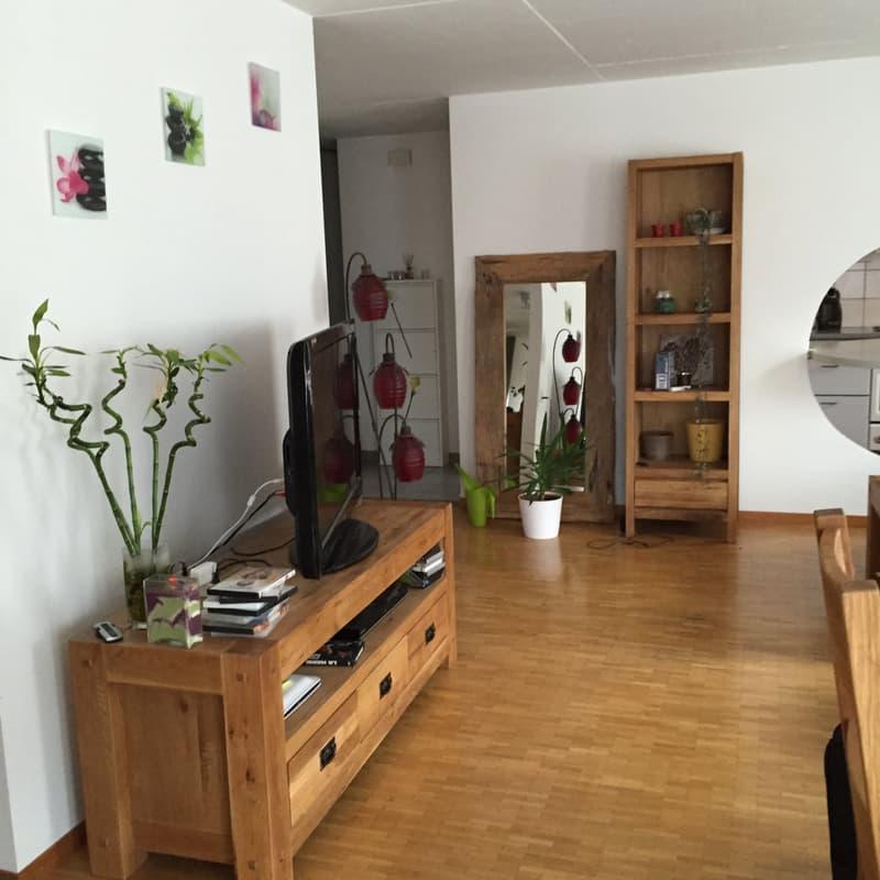 Immeuble Pont-du-Traux, appartement 4.5 pièces