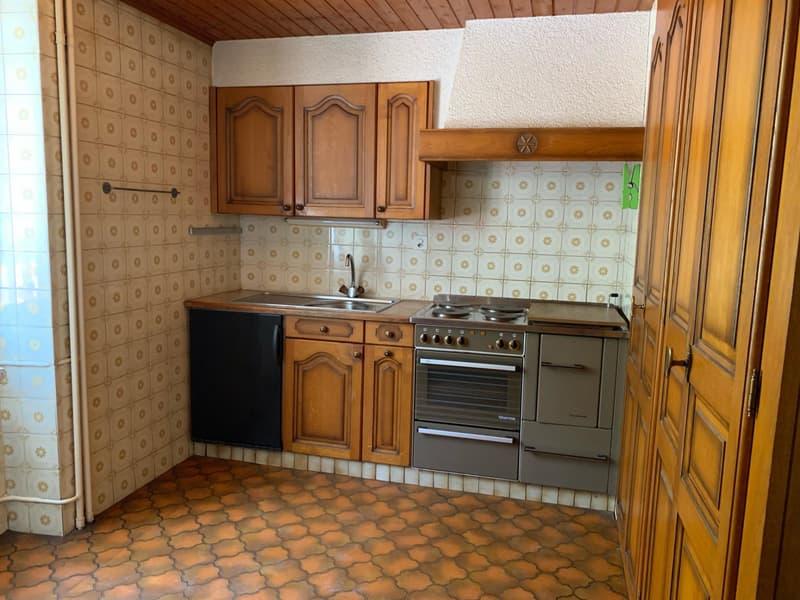 Bovernier, appartement 2.5 pièces