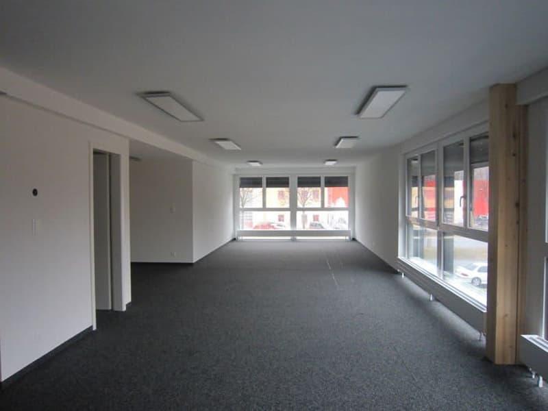 Surface de bureaux, immeuble Lamelcolor