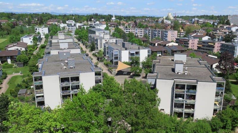 Schmuckstück! Schöne Wohnung mit Balkon & Gartensitzplatz