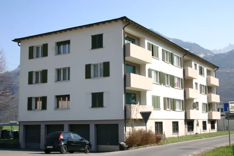 3-Zimmerwohnung in Oberurnen