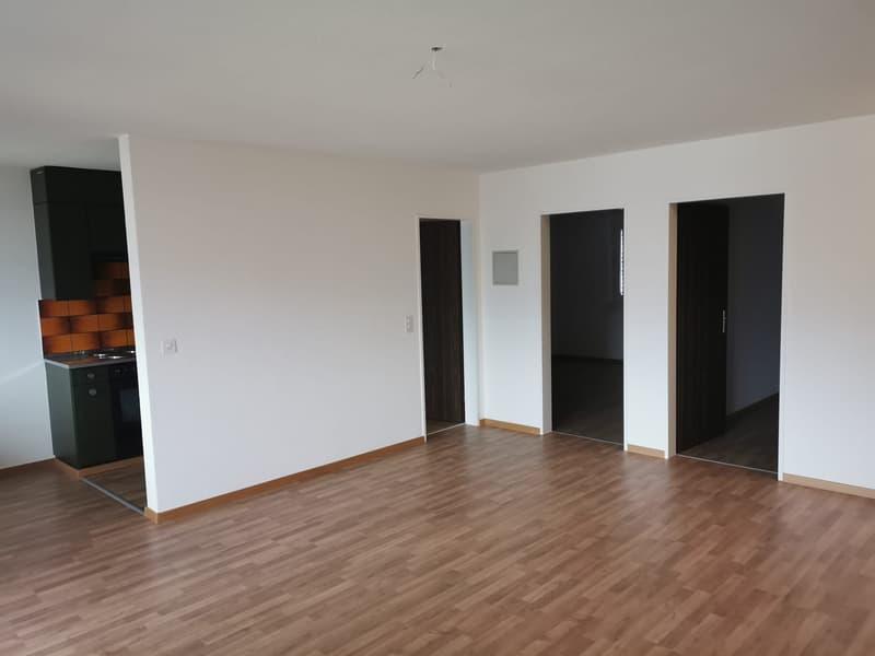 Helle 3.5-Zimmerwohnung zu vermieten