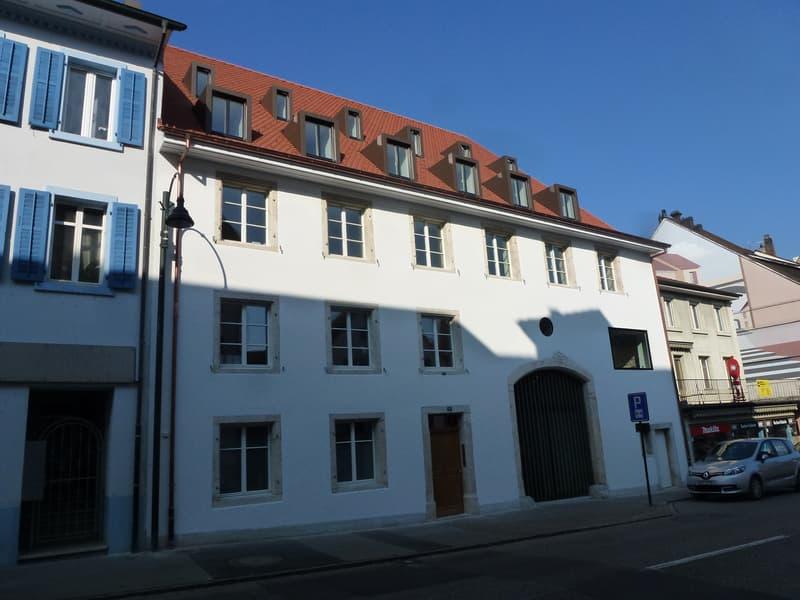 Gewerberaum in historischem Gebäude