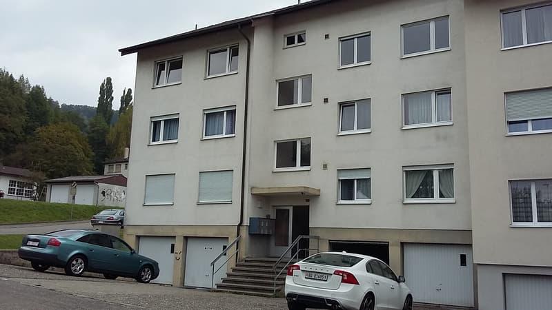 helle 3-Zimmerwohnung an zentraler Lage