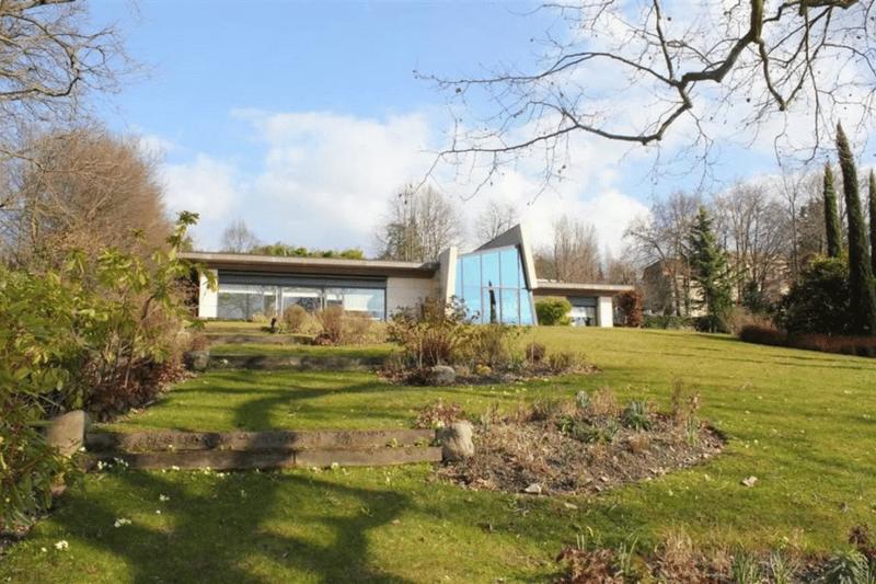 Magnifique villa d'architecte à Vésenaz