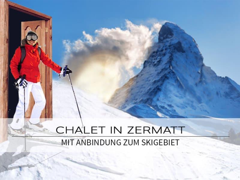Ski Chalet in Zermatt (1)