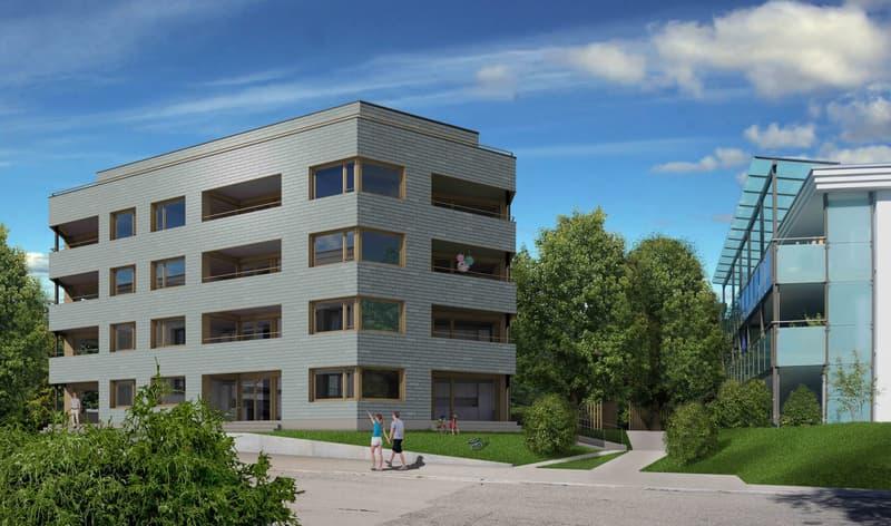 Moderne 2 1/2 Zimmer Wohnungen - Eigentumsstandard