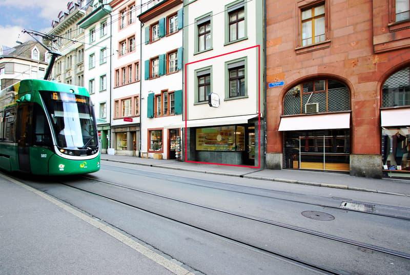 Attraktive Laden- & Büroflächen beim Marktplatz