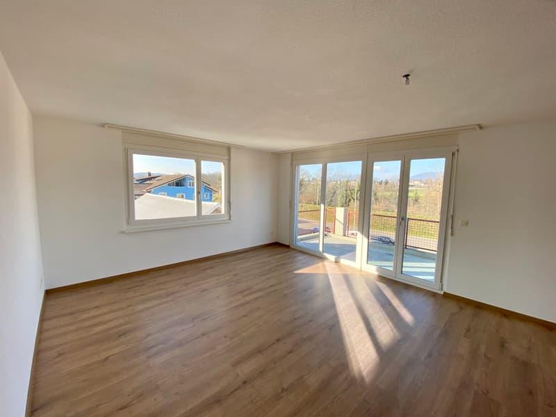 Grosszügige 4 1/2-Zimmer-Wohnung mit grossem Balkon