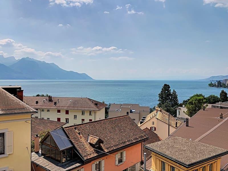EN EXCLUSIVITE I Magnifique appartement de 4,5 pièces - Vue sur le lac (2)