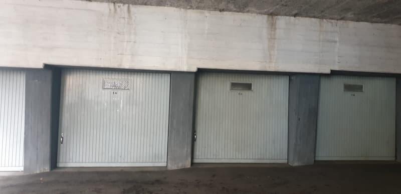 Garagenboxen zu Vermieten