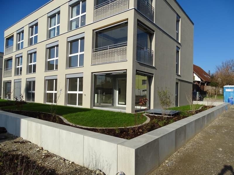 NEUE 3 1/2 Zimmer-Wohnung mit Wintergarten