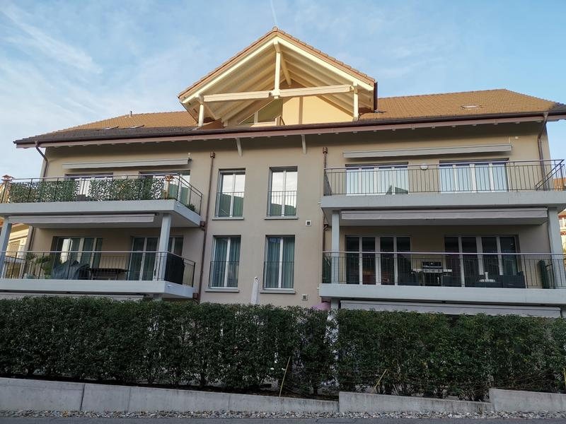 Wunderschöne 3.5 Zimmer Maisonette- Wohnung zu vermieten!
