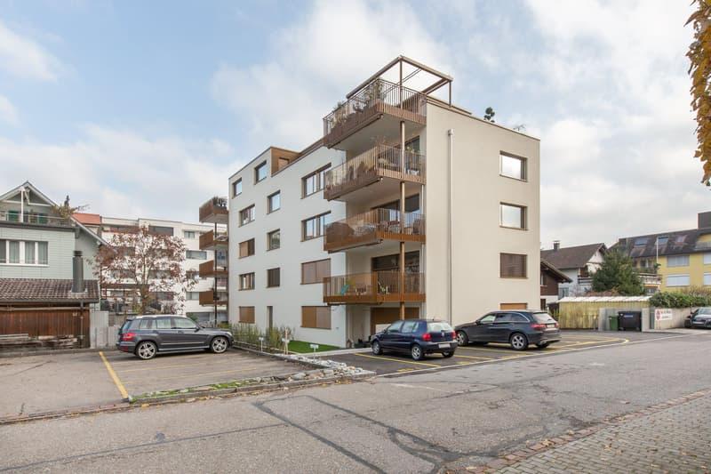 Neubau   Moderne 3.5-Zi-Gartenwohnung
