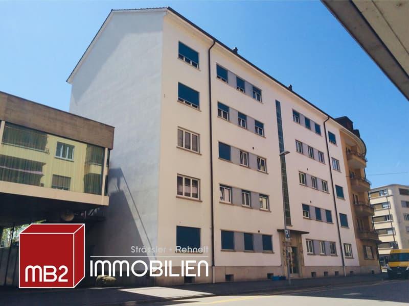 4.5-Zimmerwohnung im Stadtzentrum