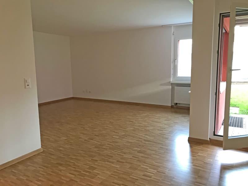 Wohnung in ruhiger Überbauung (3)