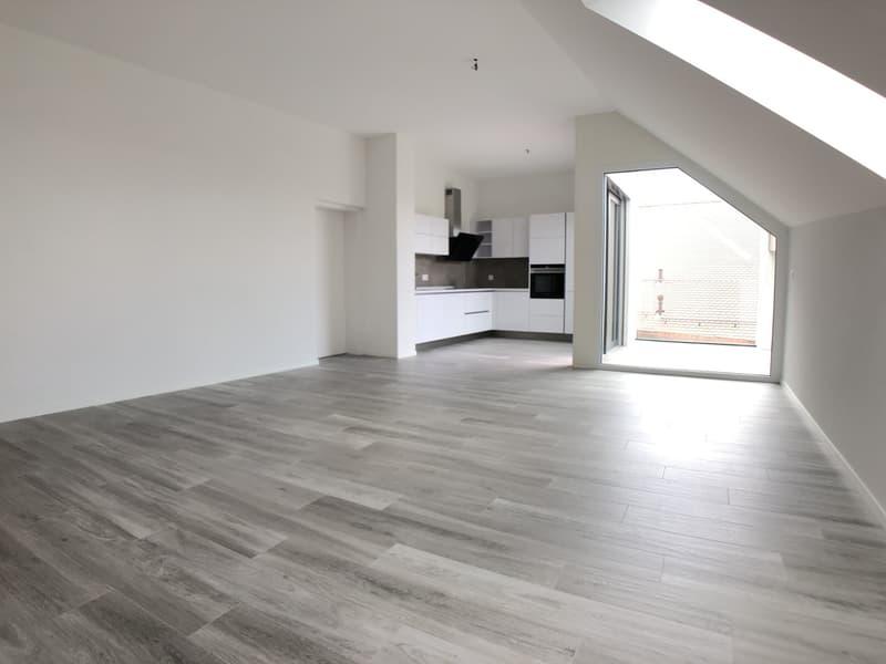 3.5 pièces neuf de 92 m²
