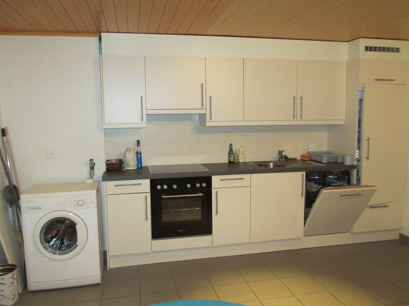 Charmant appartement 2.5 pièce à Bovernier