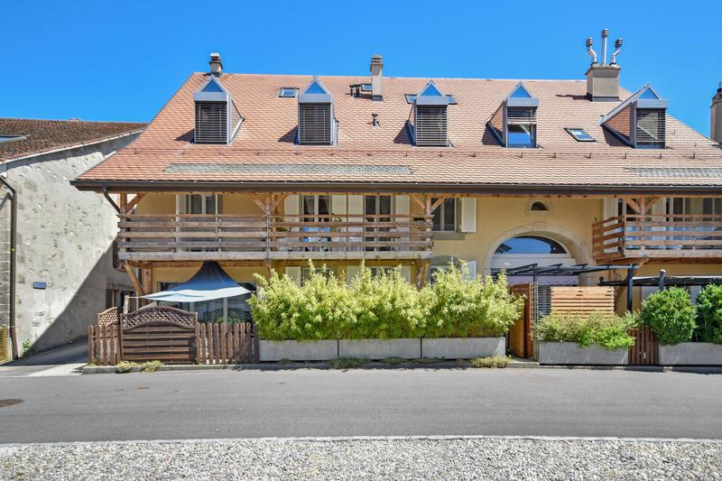 Bel appartement de 3,5 pièces à 5 km de Crissier