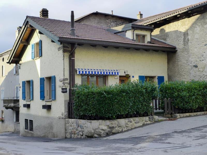Belle maison villageoise