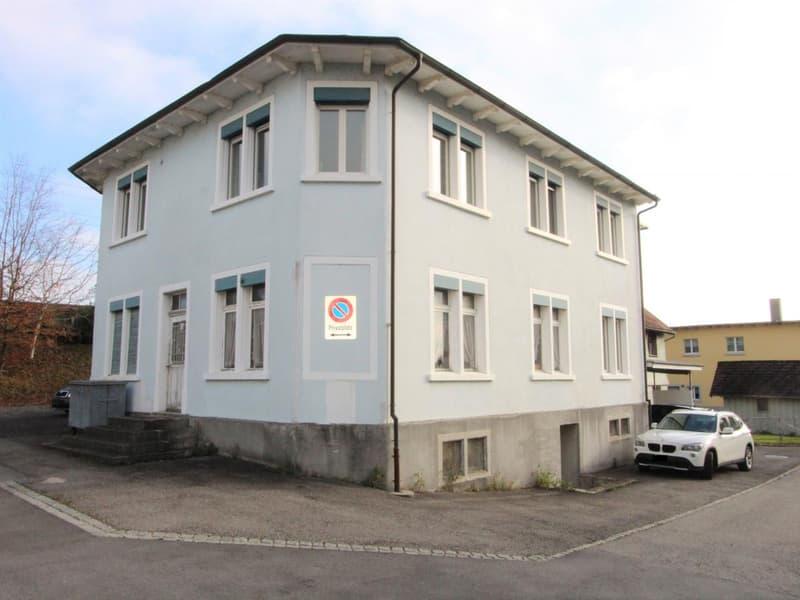 Anlageobjekt mit Option für 6-8 Wohnungen