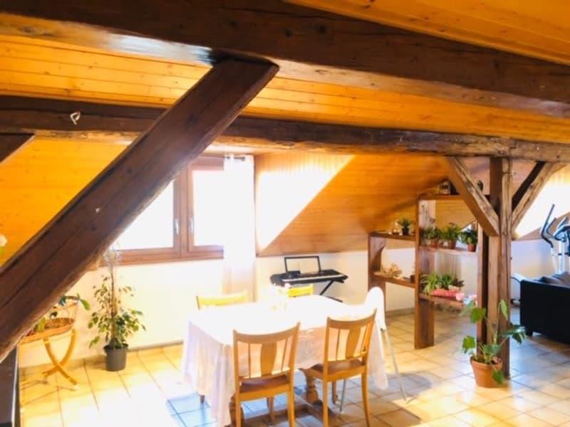 Bel appartement spacieux avec beaucoup de cachet de 4.5 pièces de 150m2 à  Mézières