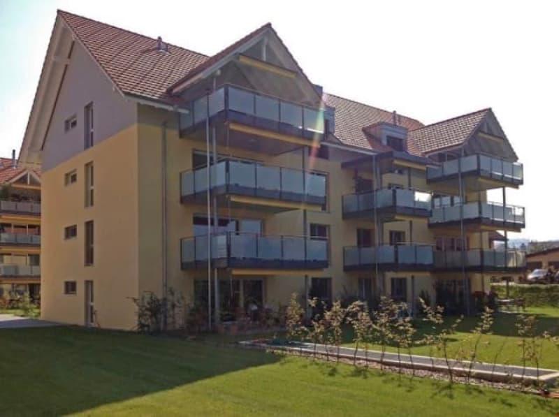 4.5 ZWng + grosse Galerie + grosser gedeckter Balkon, total 170 m2, Attikawng