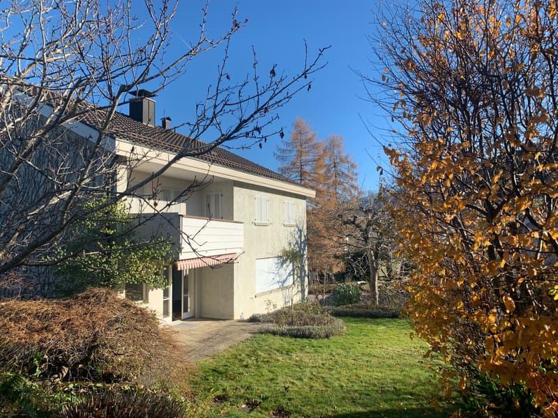 8,5 Zi.-Einfamilienhaus mit grossem Garten St. Gallen - Notkersegg